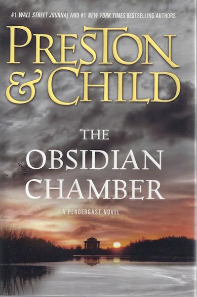 The Obsidian Chamber (Agent Pendergast series), Preston, Douglas; Child, Lincoln