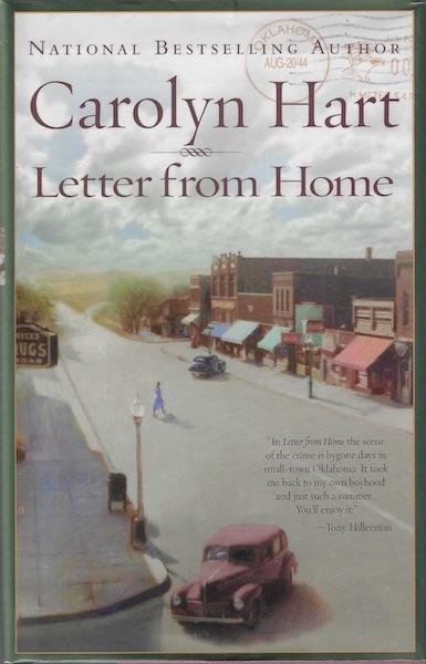 Letter From Home (Hart, Carolyn G), Hart, Carolyn