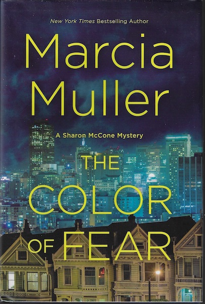 The Color of Fear (A Sharon McCone Mystery), Muller, Marcia