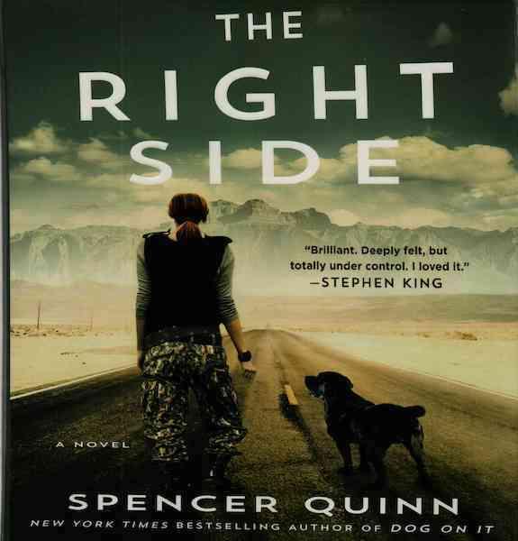 The Right Side: A Novel, Quinn, Spencer