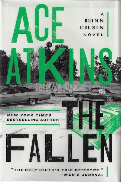 The Fallen (A Quinn Colson Novel), Atkins, Ace