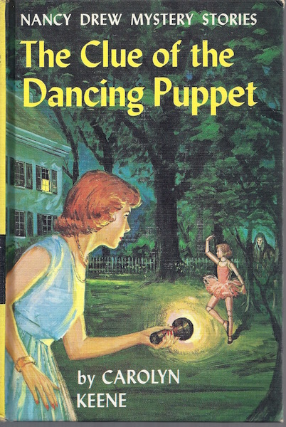 The Clue of the Dancing Puppet #39, Carolyn Keene