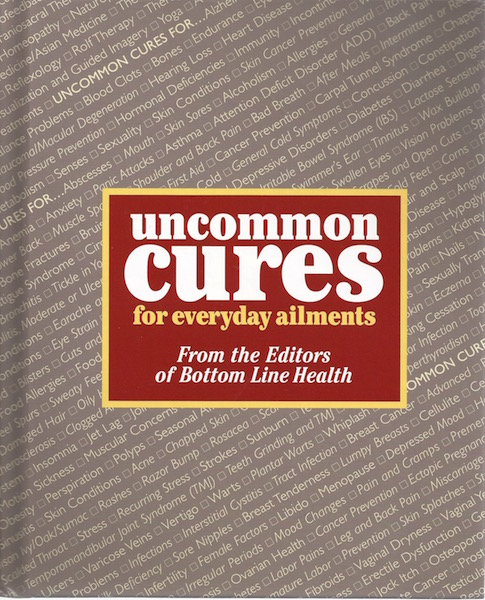 Uncommon Cures for Everyday Ailments, Unknown