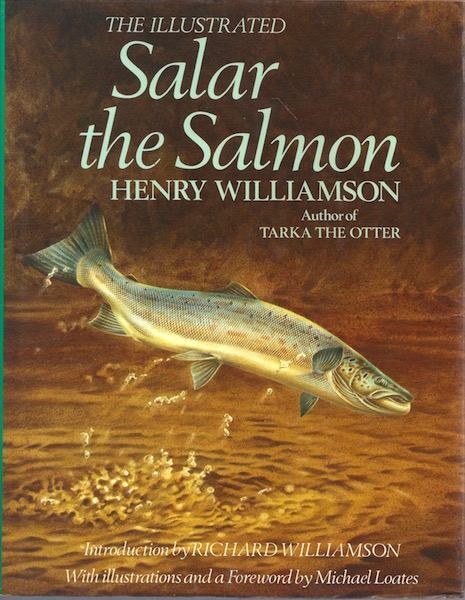 Salar the Salmon, Williamson, Henry; Loates, Mick [Illustrator]