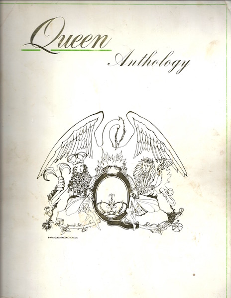 Queen Anthology, Queen
