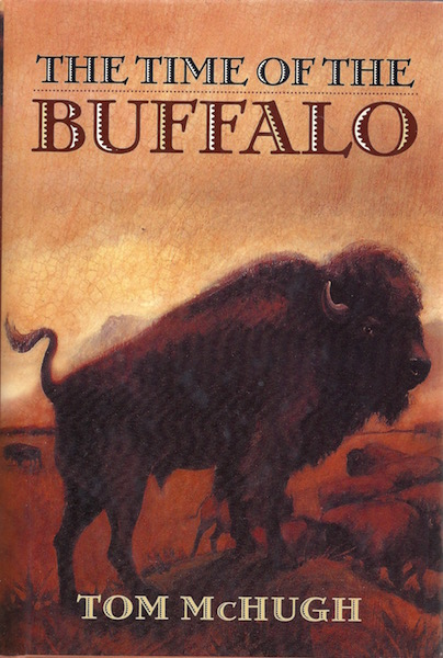 The Time of the Buffalo, McHugh, Tom