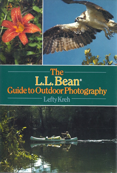 L.L. Bean Guide to Outdoor Photography, Kreh, Lefty
