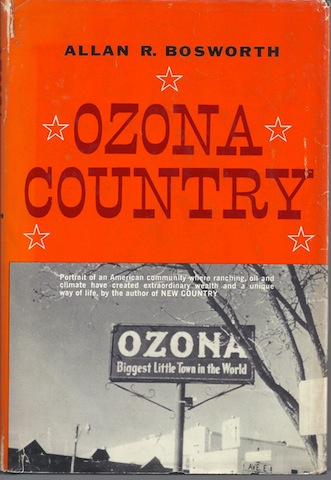 Ozona country, Bosworth, Allan R