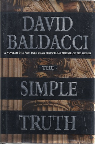 The Simple Truth [Hardcover] by Baldacci, David, David Baldacci