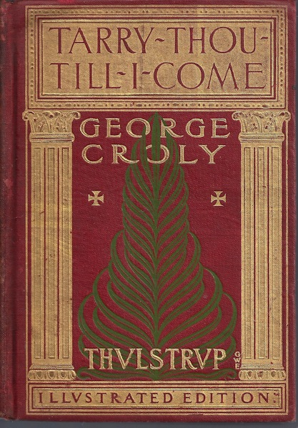 Tarry thou till I come; or Salathiel, the wandering Jew;, Croly, George