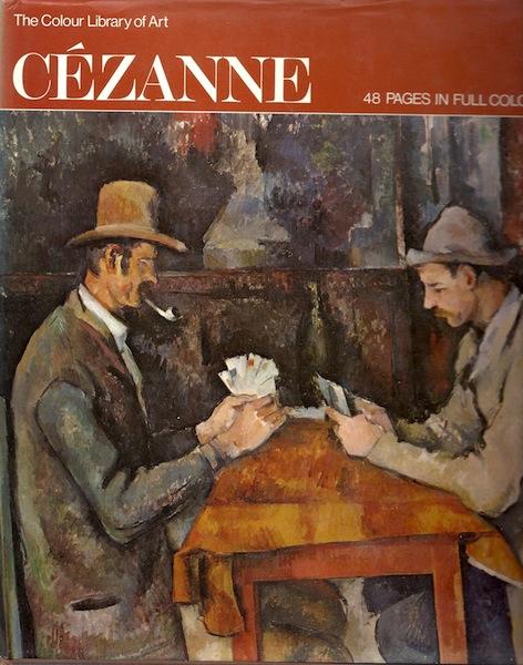 Cezanne (Colour Library of Art), Taylor, Basil