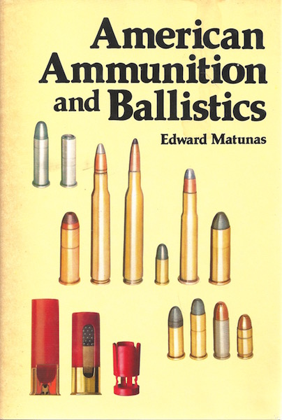 American Ammunition and Ballistics, Matunas, Edward