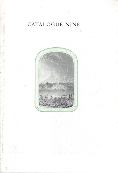 Catalogue Nine, Sloan, Dorothy and Michael Vinson