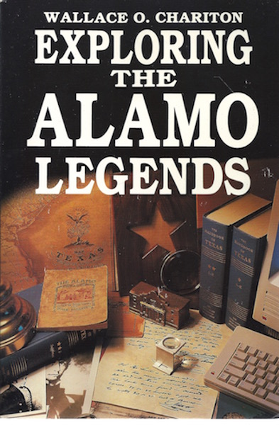 Exploring Alamo Legends, Chariton, Wallace