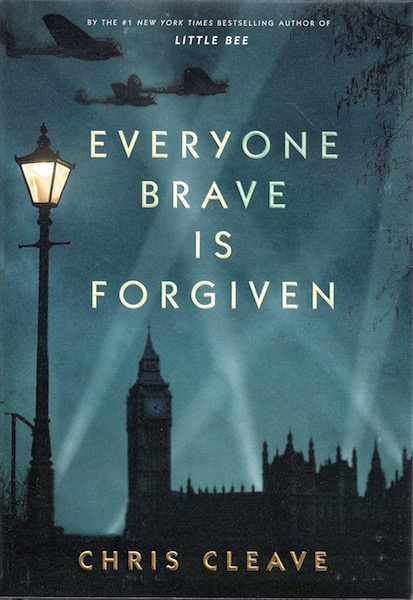 Everyone Brave is Forgiven, Cleave, Chris