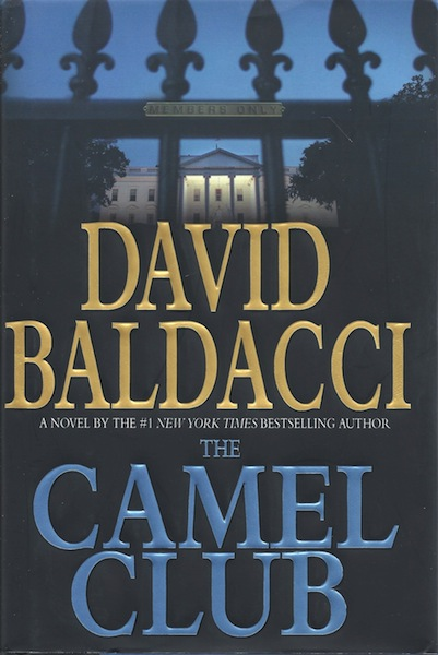 The Camel Club [Hardcover] by Baldacci, David, David Baldacci