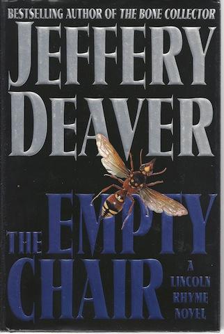The Empty Chair [Hardcover] by Jeffery Deaver, Jeffery Deaver