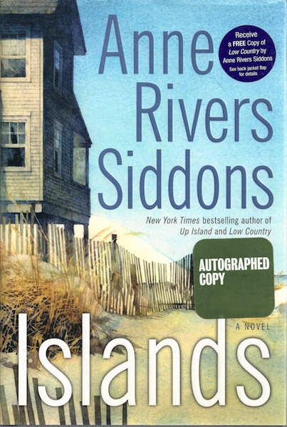 Islands [Hardcover] by Siddons, Anne Rivers, Anne Rivers Siddons