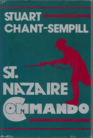St. Nazaire commando, Chant-Sempill, Stuart