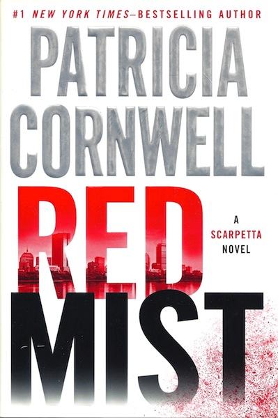 Red Mist (A Scarpetta Novel), Cornwell, Patricia
