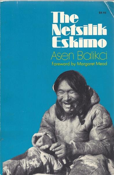 The Netsilik Eskimo, Balikci, Asen