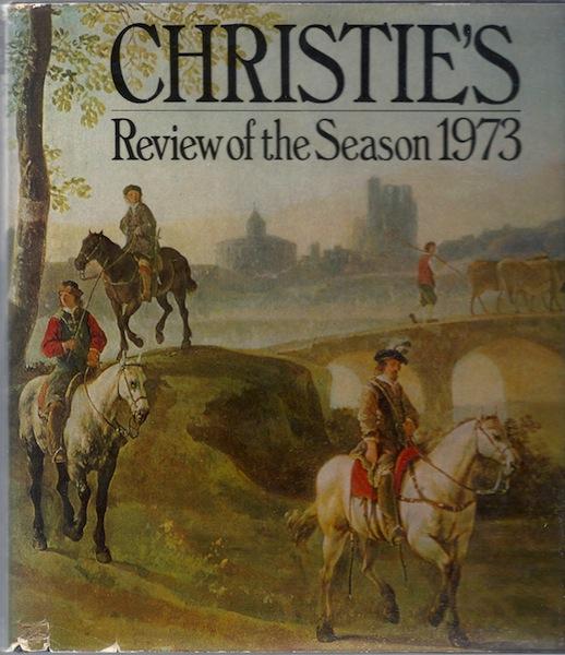Christie's Review of the Season 1973, JOHN HERBERT (EDITOR)