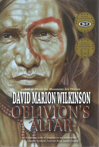 Oblivion's Altar, Wilkinson, David Marion