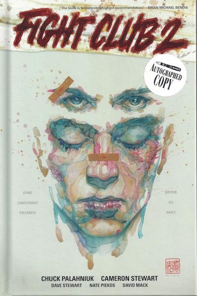 Fight Club 2 (Graphic Novel), Palahniuk, Chuck; Stewart, Cameron [Illustrator]; MACK, DAVID [Illustrator];