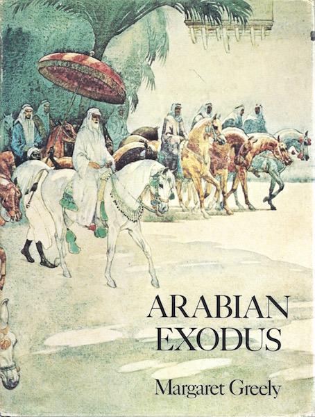 Arabian Exodus (Allen breed series), Greely, Margaret
