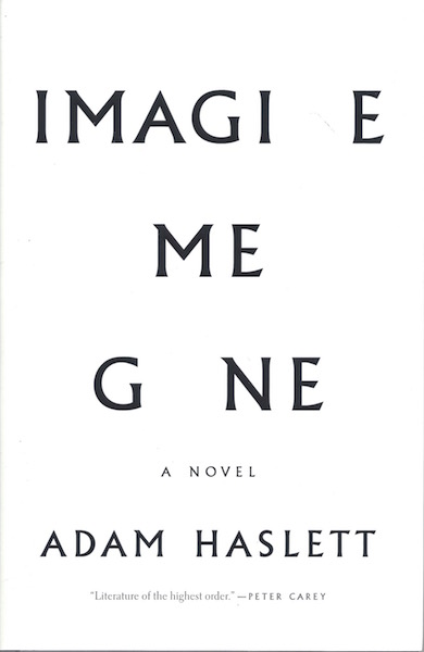 Imagine Me Gone, Haslett, Adam