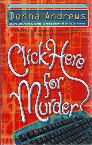 Click Here for Murder by Andrews, Donna, Donna Andrews