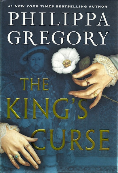 The King's Curse, Gregory, Philippa; Amato, Bianca [Reader]