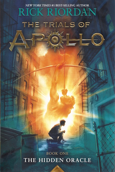 The Trials of Apollo Book One The Hidden Oracle (Signed Edition), Unknown