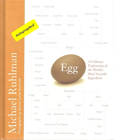 Egg: A Culinary Exploration of the World's Most Versatile Ingredient, Ruhlman, Michael