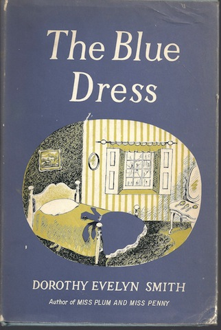 The Blue Dress, Smith, Dorothy Evelyn