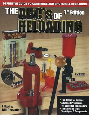 The ABC's of Reloading, Bill Chevalier [Editor]