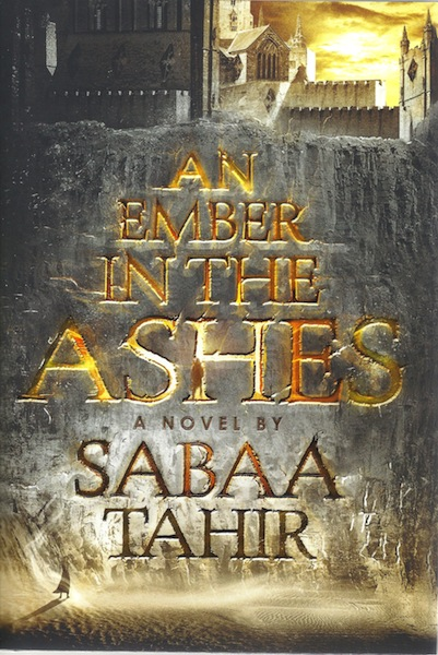 An Ember in the Ashes, Tahir, Sabaa