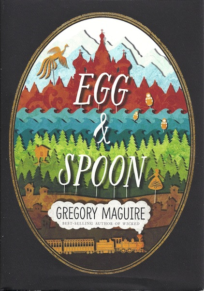 Egg and Spoon, Maguire, Gregory