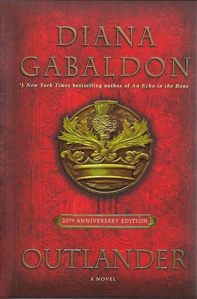 Outlander (20th Anniversary Edition): A Novel, Gabaldon, Diana