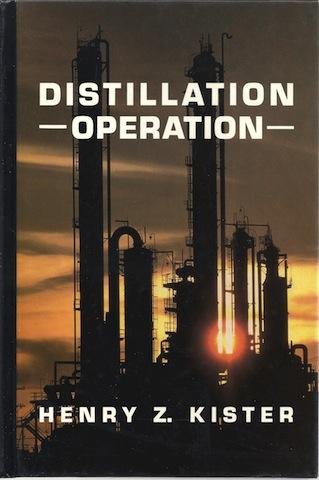 Distillation Operation, Kister, Henry