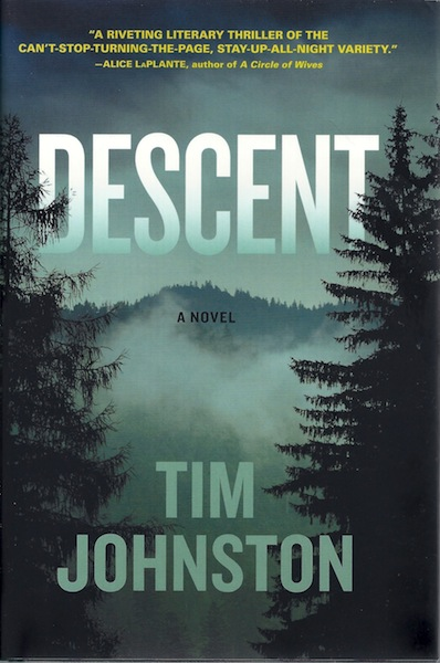 Descent: A Novel, Johnston, Tim