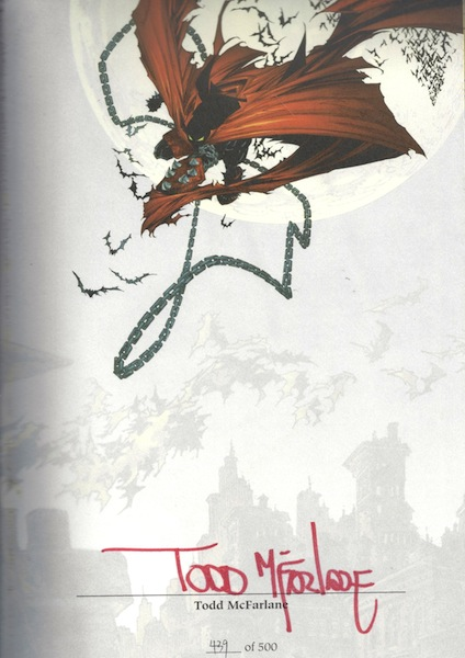 Spawn Collection, Vol. 4 Signed & Numbered4, McFarlane, Todd; Holguin, Brian; Capullo, Greg; Turner, Dwayne