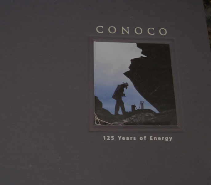 Conoco: 125 years of energy, Banham, Russ