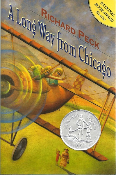 A Long Way from Chicago: A Novel in Stories (Newbery Honor Book), Peck, Richard