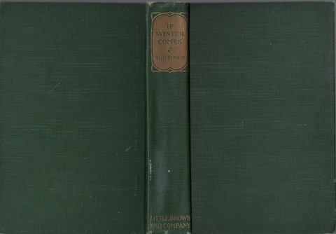 If Winter Comes [Hardcover] by hutchinson, a, A.S.M. Hutchinson