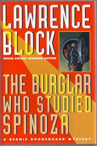 The Burglar Who Studied Spinoza (Bernie Rhodenbarr Mystery), Lawrence Block
