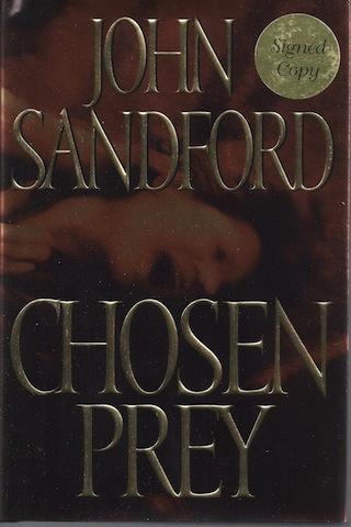 Chosen Prey (Lucas Davenport Mysteries) [Hardcover] by Sandford, John, John Sandford