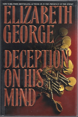 Deception on His Mind [Hardcover] by George, Elizabeth, Elizabeth George