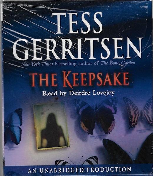 The Keepsake: A Novel [Audiobook] [Unabridged] [Audio CD] by Tess Gerritsen, Tess Gerritsen; Narrator-Deirdre Lovejoy