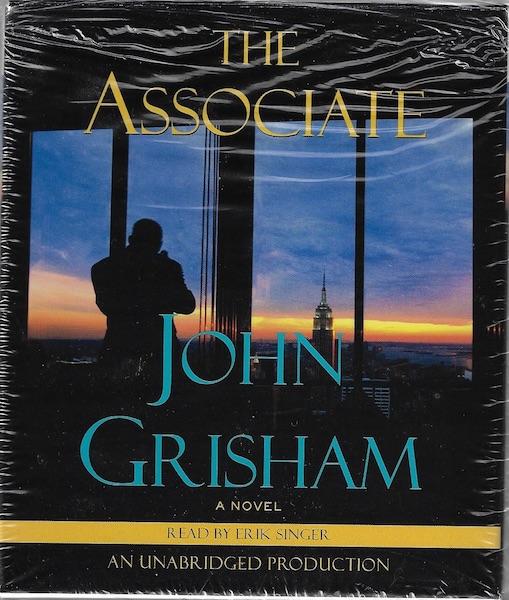 The Associate [Audiobook] [Unabridged] [Audio CD] by Grisham, John; Singer, Erik, John Grisham; Reader-Erik Singer